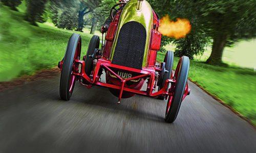 Fiat S76, 110 anni fa debutta l'incredibile Belva di Torino.