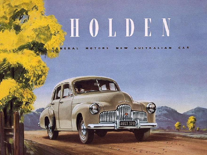 Holden, dopo 72 anni GM cancella le attività in Australia.