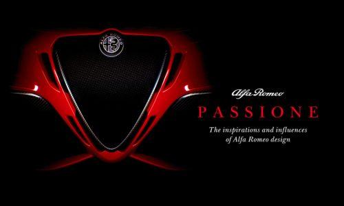 Alfa Romeo Passione, la Casa del Biscione celebra il rapporto amoroso tra design e brand.