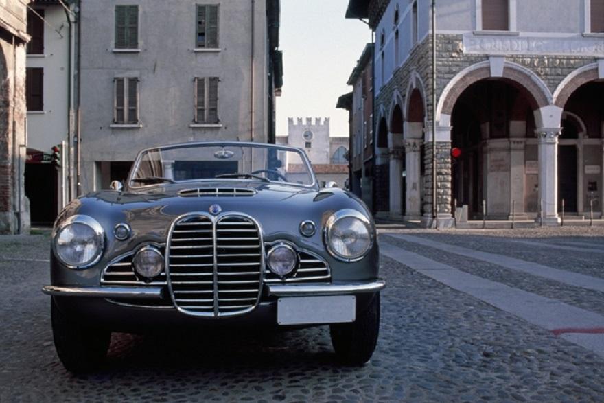 Maserati, la A6G 2000 compie settant'anni.