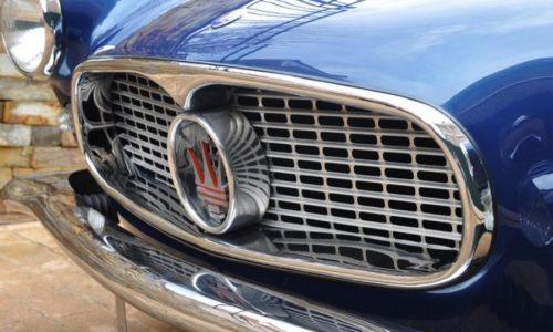 Maserati 3500 GT, all'asta auto appartenuta a Renato Rascel.