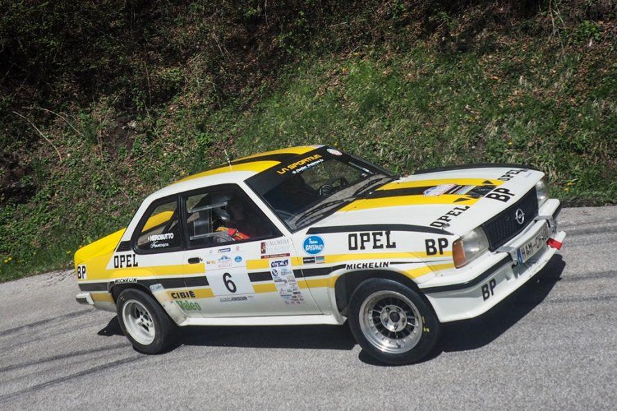 10° Valsugana Historic Rally il 23 e 24 aprile.