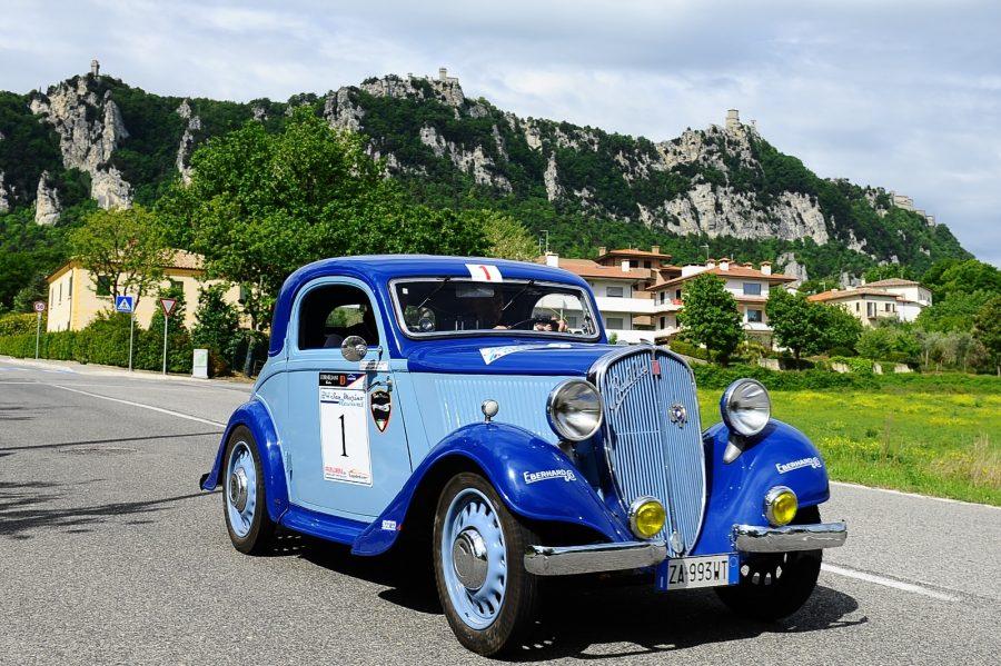 Presentazione 28° San Marino Revival.
