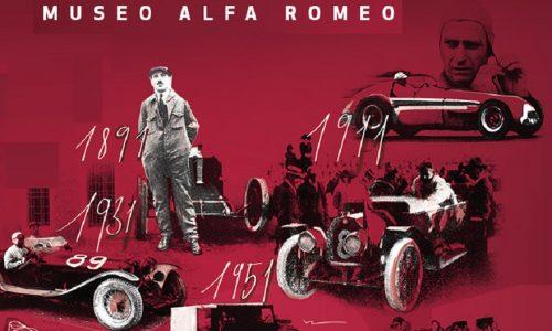 Un calendario dedicato alla storia Alfa Romeo.