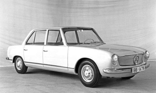 Mercedes Classe C, la Baby-Benz dalla storia quarantennale.