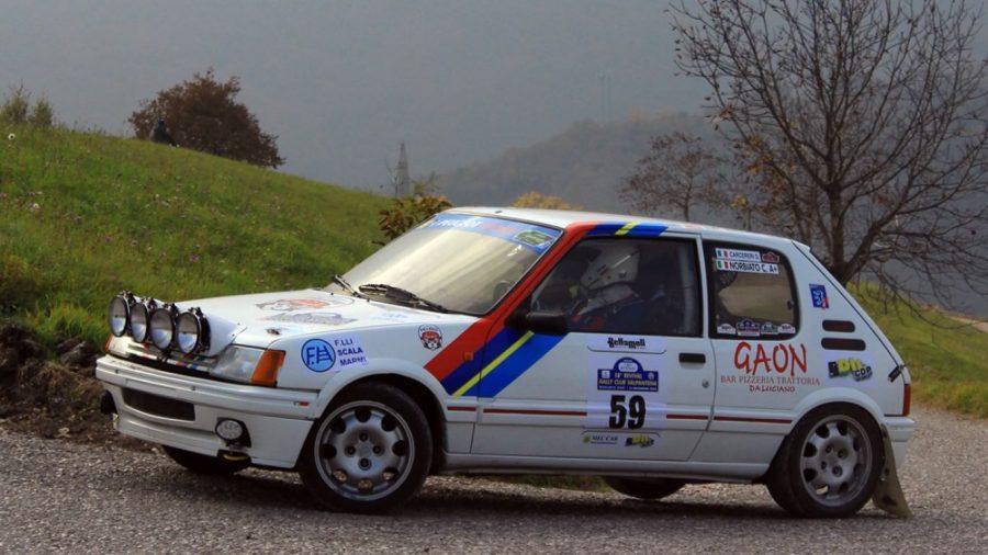 Variano i calendari del Trofeo Rally ACI Vicenza 2021.