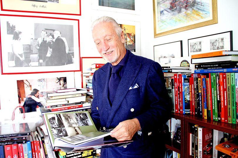 Premio Casco d'Oro a Giorgio Nada.