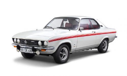 Opel Manta, compie 50 anni e piace ai collezionisti.