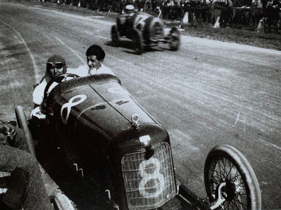 ASI a settembre si celebra il centenario del Gran Premio d'Italia.