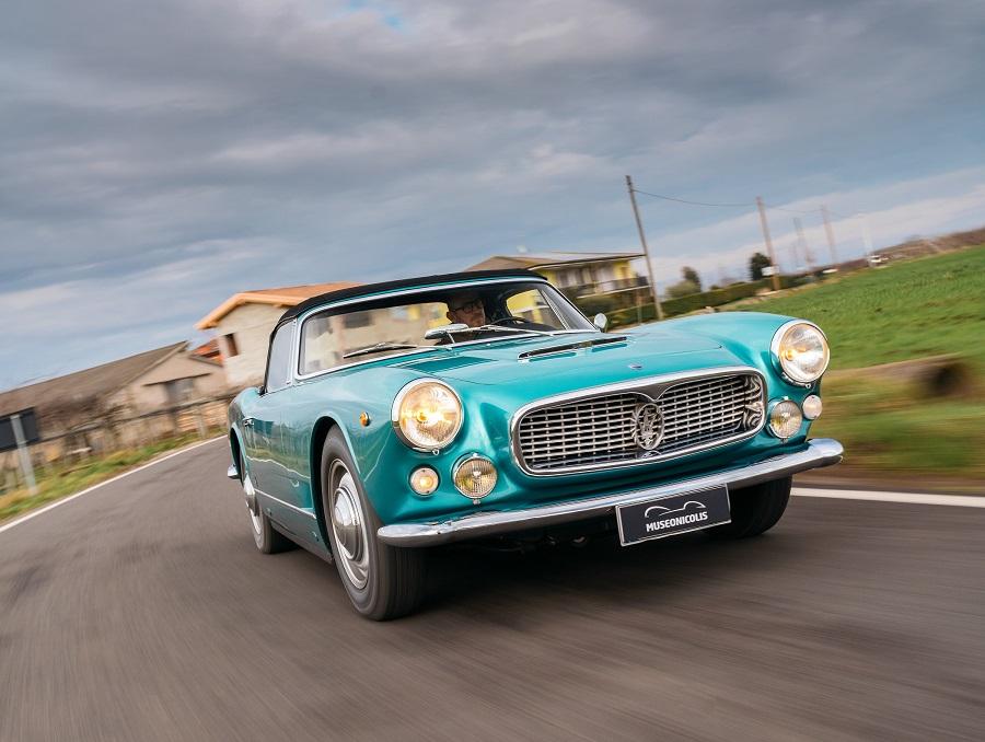 Il Museo Nicolis presta tre gioielli per Maserati FuoriSerie.
