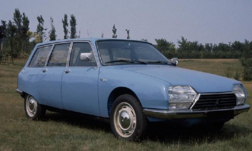 Citroën GS Break, storia di una familiare alla francese.