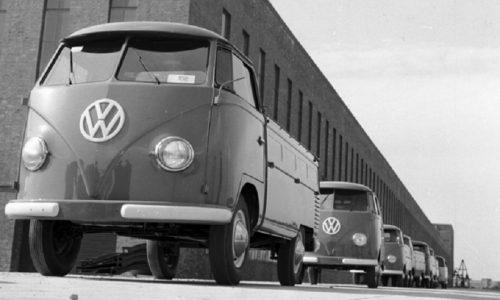 Volkswagen Bulli, 65 anni per simbolo 'made in Hannover'.