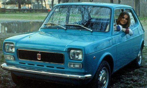 Fiat 127, l'auto di tanti italiani festeggia i suoi 50 anni.