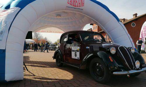L'8° Valli Biellesi – Oasi Zegna va a Alberto e Giuseppe Scapolo su Fiat 508.