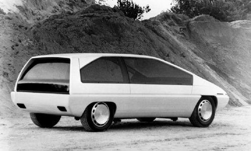 Quarant'anni fa la concept aerodinamica Citroën Xenia.