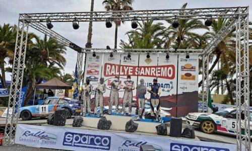 Da Zanche – De Luis, si aggiudicano il 36°Sanremo Rally Storico.