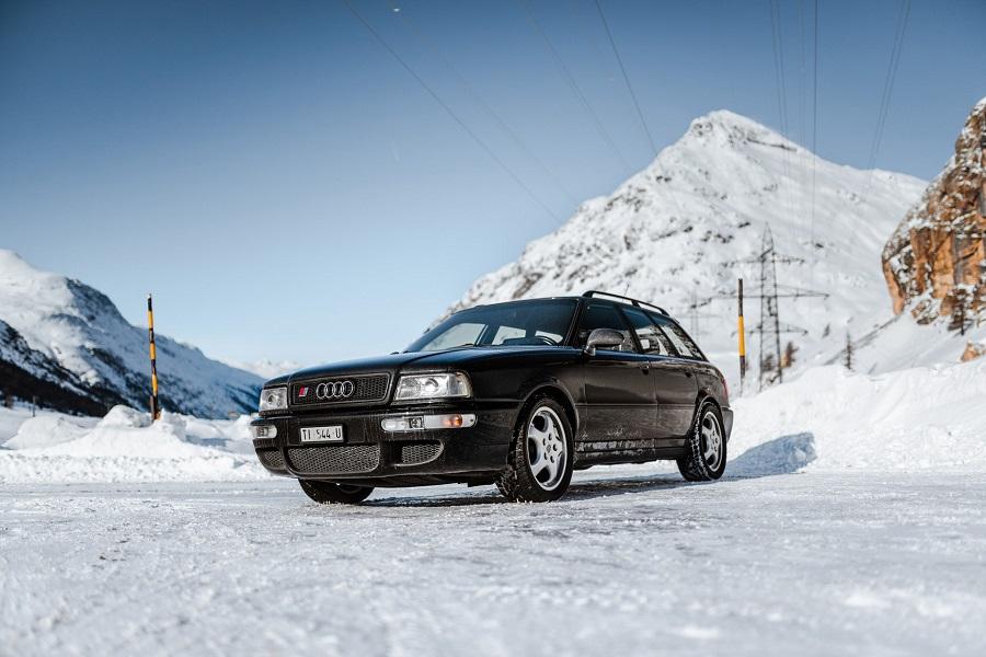 L'Audi RS2: la giardinetta super sportiva.
