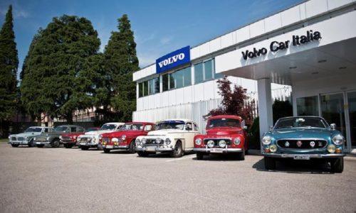 Volvo, più 'heritage' con Registro Italiano Volvo.