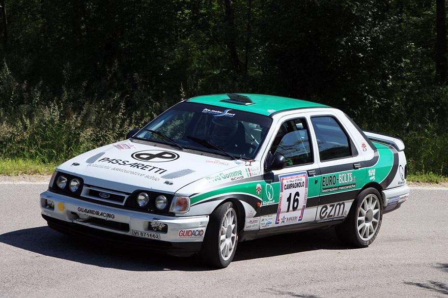 Al via le iscrizioni al 16° Rally Campagnolo.