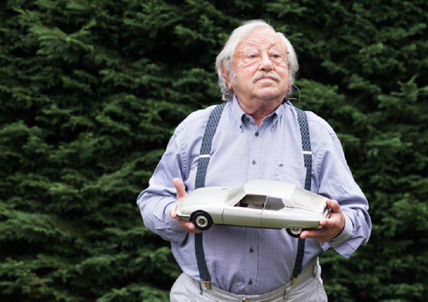 Scomparso il designer francese Robert Opron papà di Citroen SM, Citroen CX e Renault Espace.