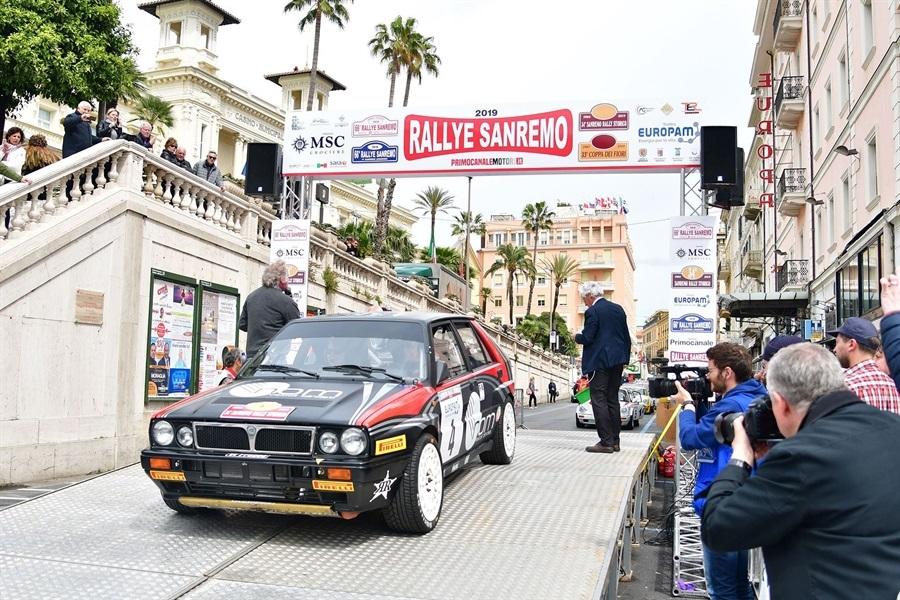 l Campionato Italiano Rally Auto Storiche 2021 inizia dal 36°Sanremo Rally Storico.