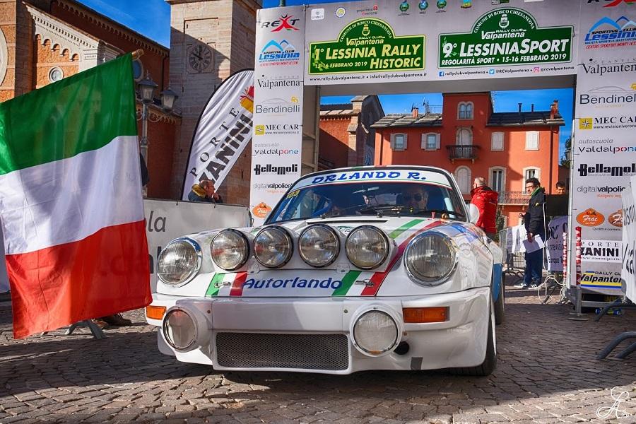 Cambia il finale del 3° Lessinia Rally Historic e 11° LessiniaSport per aiutare il territorio.