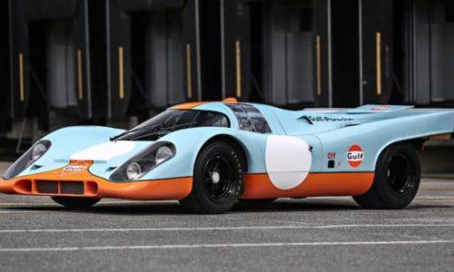 Porsche 917K, all'asta quella di Le Mans 1970.