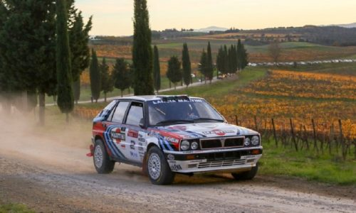 A dicembre la prima edizione del Rally del Brunello.