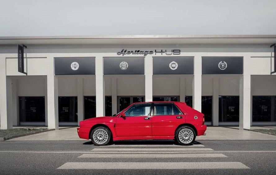 """""""Heritage Parts"""": si amplia l'offerta di ricambi per vetture classiche del gruppo torinese."""