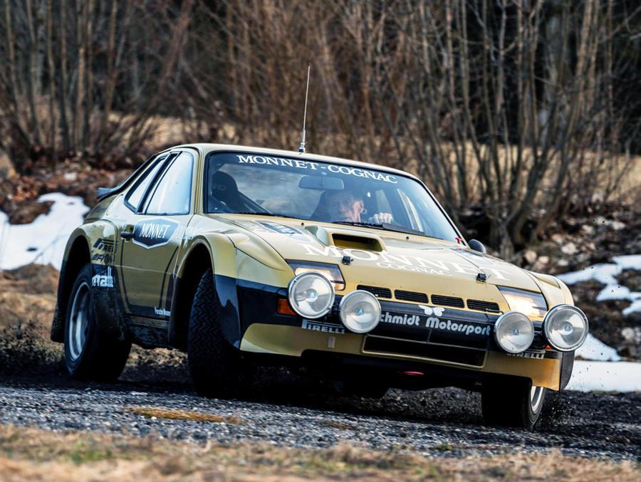 Porsche 924 Carrera GTS, l'incontro con Röhrl 40 anni dopo.