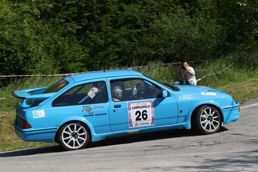 Sono 259 gli iscritti al 16° Rally Campagnolo.