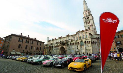 Modena Cento Ore 2021: pronti a partire.