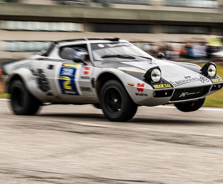 Inizia a scoprirsi il Rallylegend 2021.