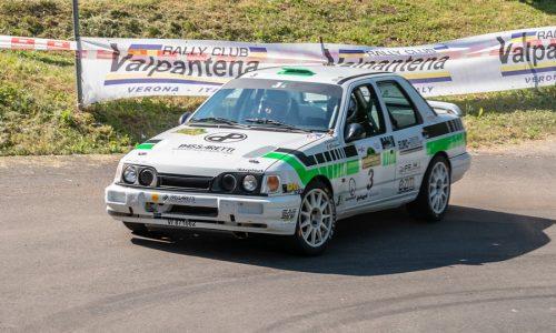 Bianco vince il 3° Lessinia Rally Historic. A Bentivogli l'11° LessiniaSport.