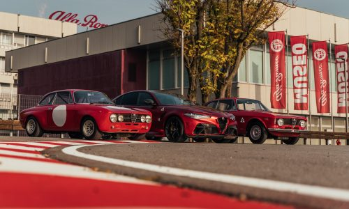 Alfa Romeo festeggia i suoi 111 anni insieme agli appassionati.