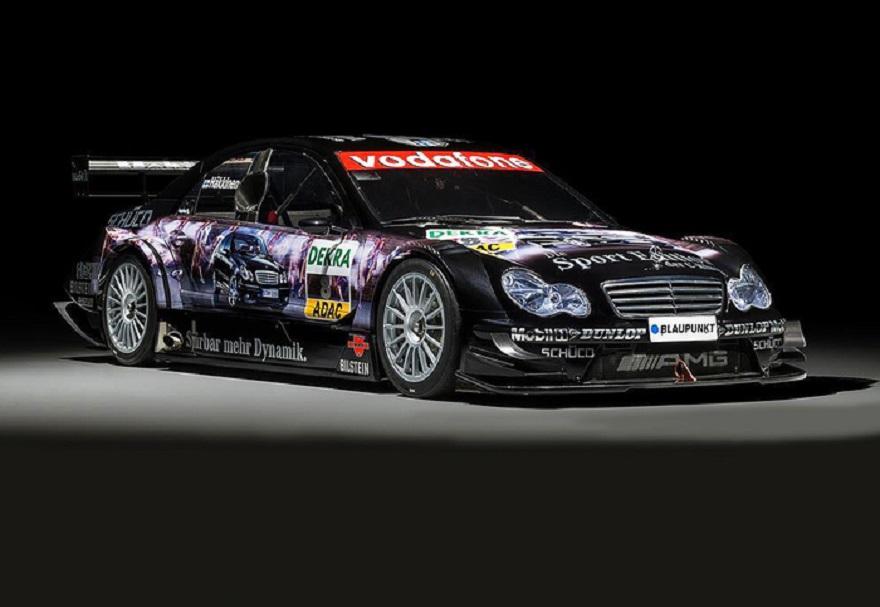 AMG-Mercedes Benz Classe C, si vende l'auto di Hakkinen.
