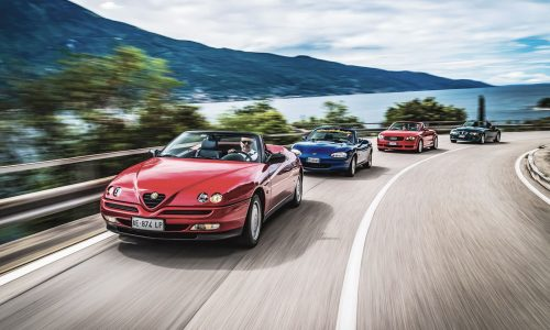 Old but g-old: evento dedicato alle youngtimer, nell'ambito del motor valley fest.