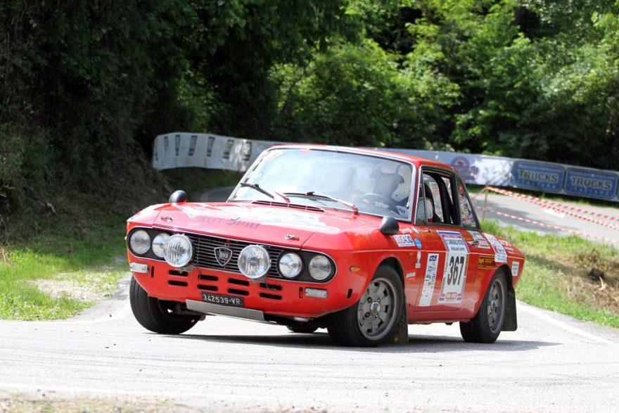 Al 16° Rally Campagnolo Giacoppo svetta nella Sport e la Media a Gandino.