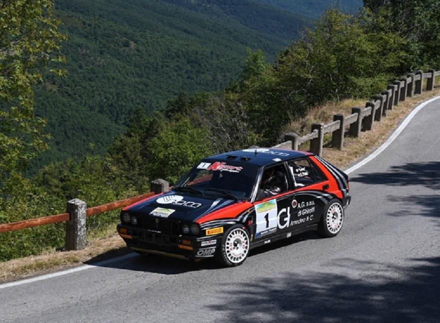 Historic Rally delle Vallate Aretine: l'undicesima edizione scalda i motori.