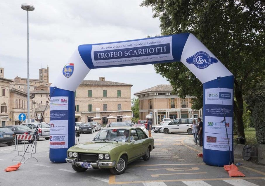 Il 25° Trofeo Scarfiotti, questo week-end.