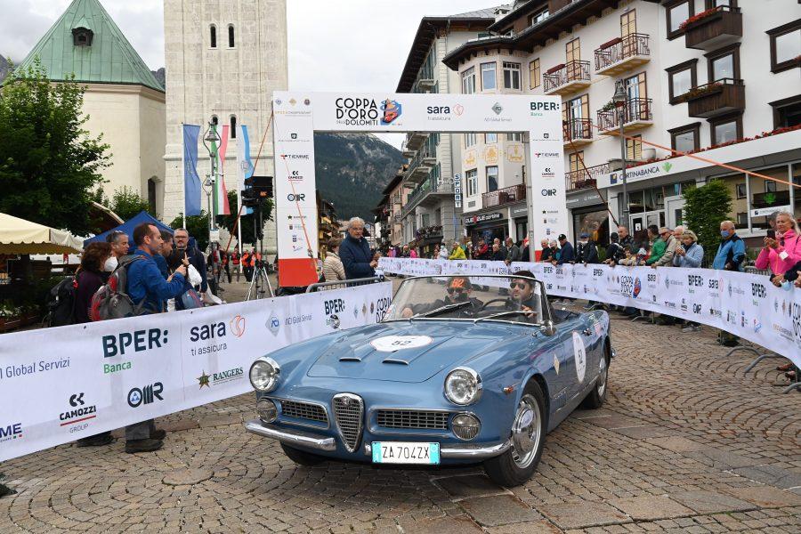 Coppa d'Oro delle Dolomiti 2021: partiti!