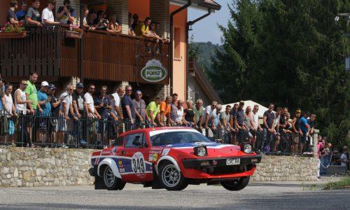 Rally del Friuli – Alpi Orientali Historic: si riparte dalla tradizione di prove speciali uniche.