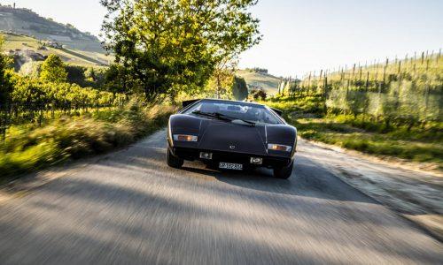 Lamborghini Countach: una video-serie ne racconta la storia.