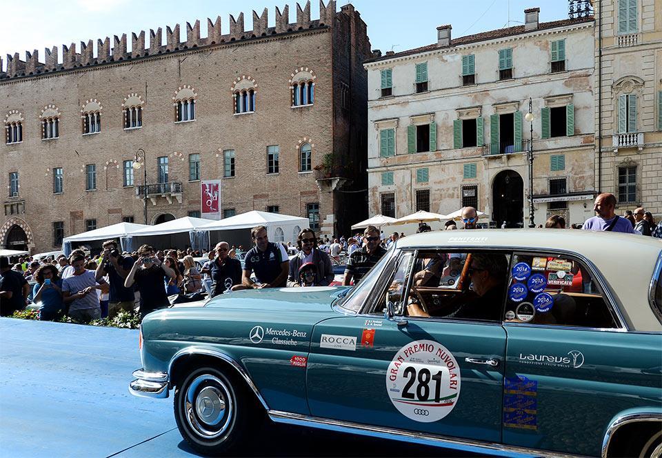 Gran Premio Nuvolari, 31ª edizione.