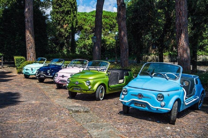 """Hertz, in gamma anche le Fiat 500 Jolly Icon-e """"Spiaggina"""""""