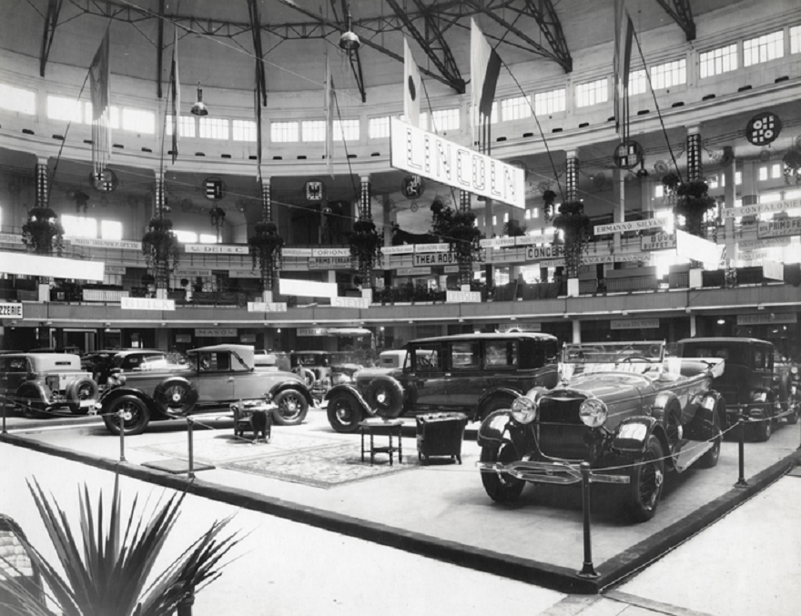 """Un nuovo libro dell'AISA: """"I saloni dell'auto. Milano 1901-1947"""""""