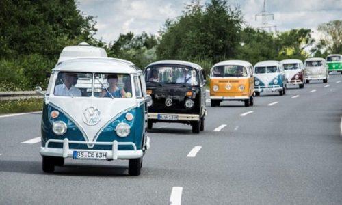 Volkswagen Bulli, nel 2022 nuovo mega-raduno ad Hannover.