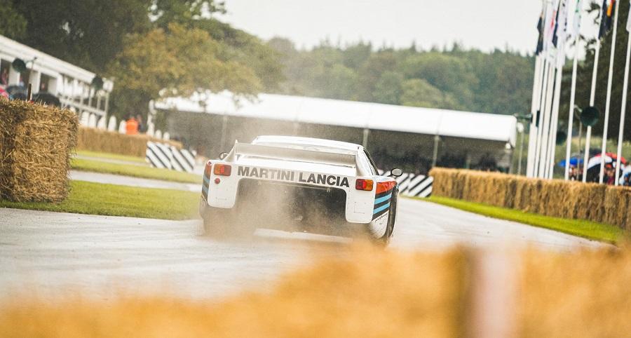 Auto: Goodwood celebra Gino Macaluso, campione di rally.