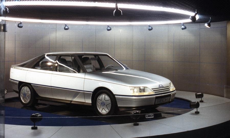 Opel Tech 1, 40 anni all'insegna dell'aerodinamica.