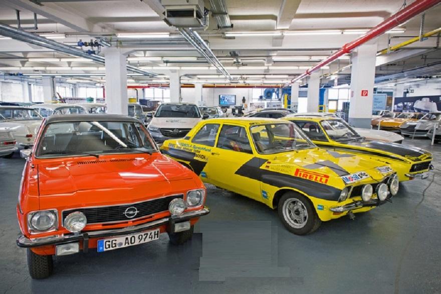 Opel Classic, tour virtuali per scoprire storia centenaria.